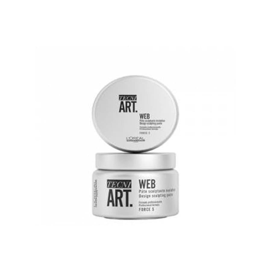 L'Oréal Professionnel Tecni.Art Web Design Pasta Modellante Per Texture E Brillantezza Pasta Capelli 1