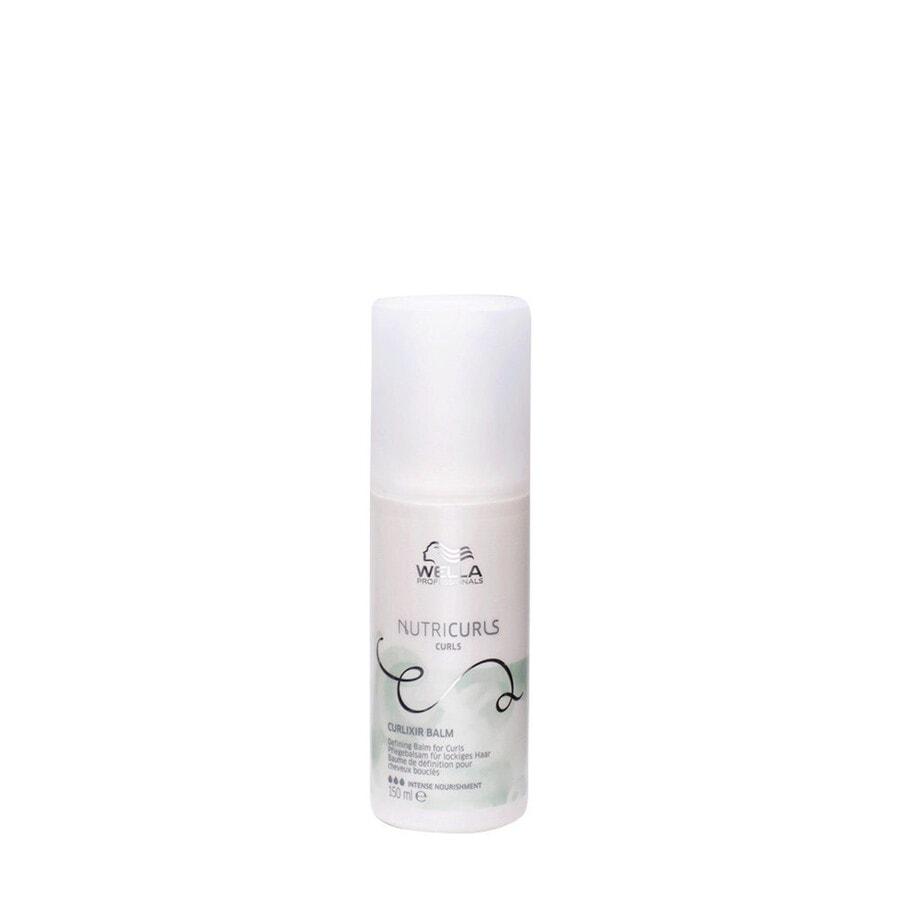 Image of Wella Nutricurls Curls Curlixir Balsamo Senza Risciacquo Balsamo Capelli 150.0 ml