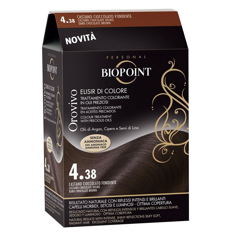 Biopoint Kit Elisir di Colore Colorazione Capelli in vendita online ...