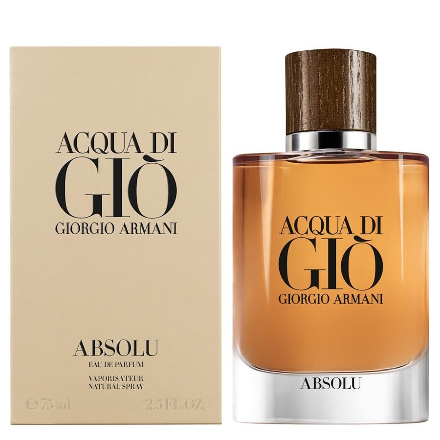 d8c977b8fa8cbd Giorgio Armani Acqua di Giò Absolu Acqua di Gio Absolu in vendita online su  Douglas.it