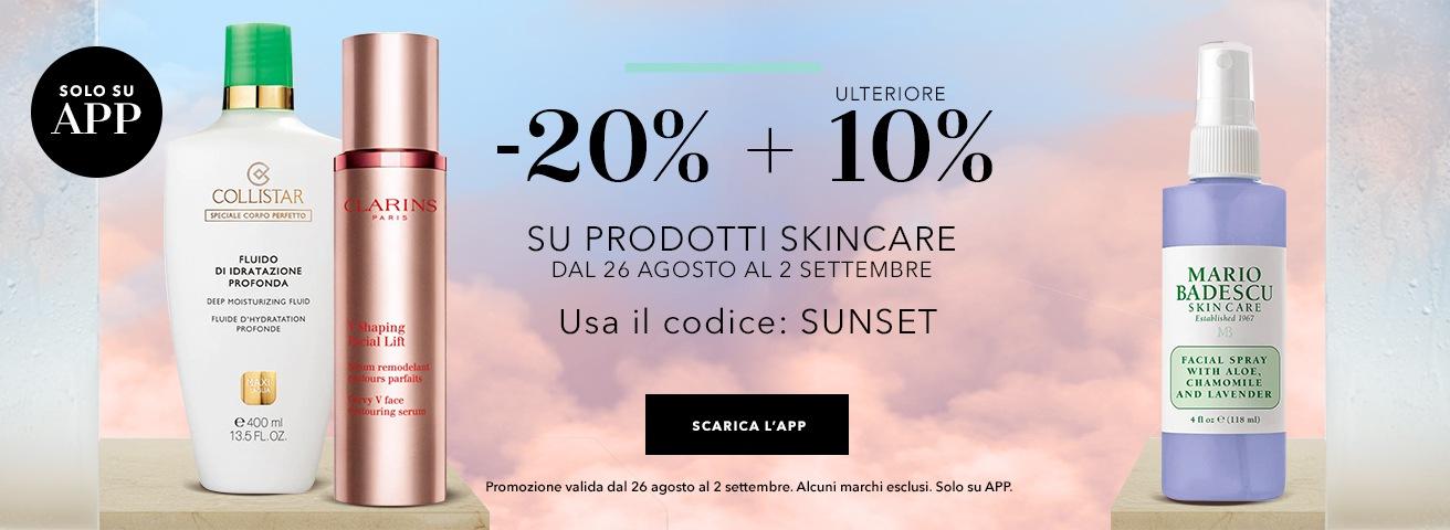 Skincare Promo